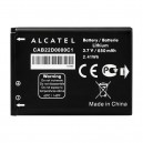 ALCATEL CAB22D0000C1 3.7V / 650mAh gyári akkumulátor