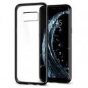 Spigen Ultra Hybrid Samsung Galaxy S8+ hátlaptok JET BLACK