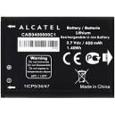 ALCATEL CAB0400000C1 3.7V / 400mAh gyári akkumulátor